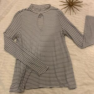 Like New American Eagle Soft & Sexy Stripped Top